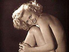 Sexy vintage blonde girls