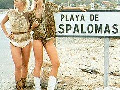 Seventies sex on the beach