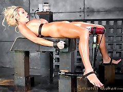 Courtney Taylor is a barbie doll come to life. Huge tits, big blow job lips, juicy bootie, long...