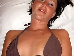 Sexy amateur pics with cute girlfriends posing and stripping