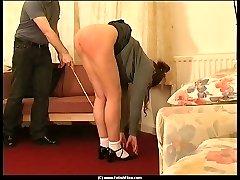 English discipline for Russian girl