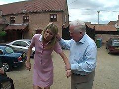 Car Crime Ashleigh punished by Headmaster