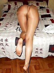 Naughty beauties awesome nude upskirt