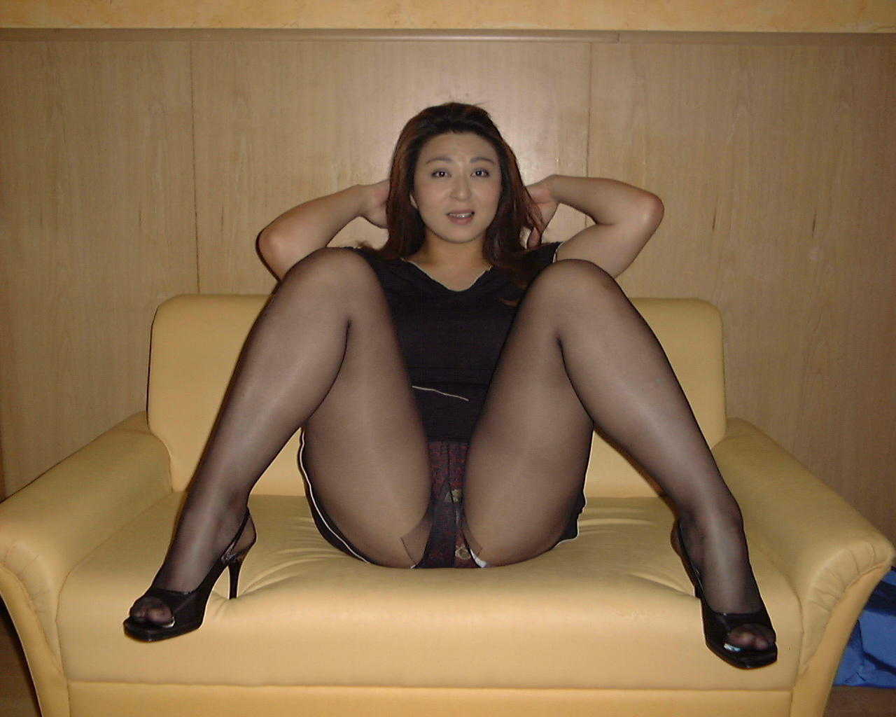 Nylons pantyhose cuties variant, yes