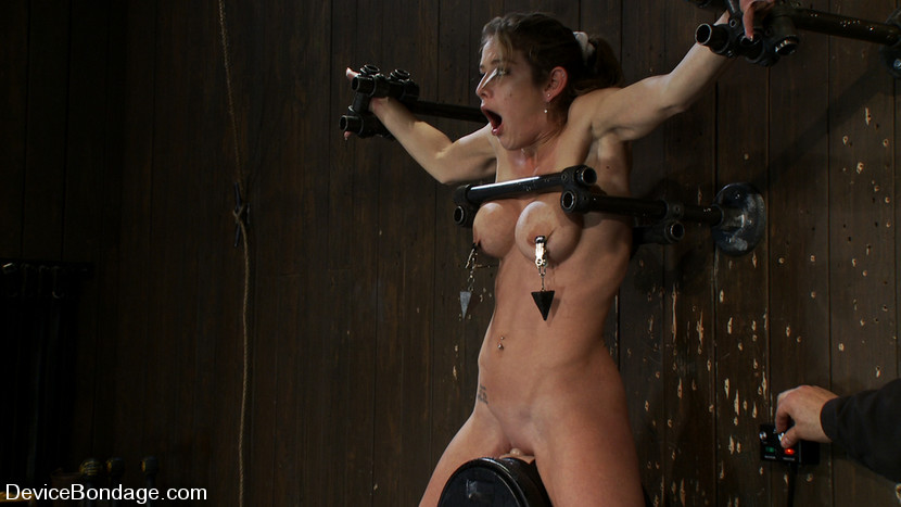 Female Self Bondage Orgasm