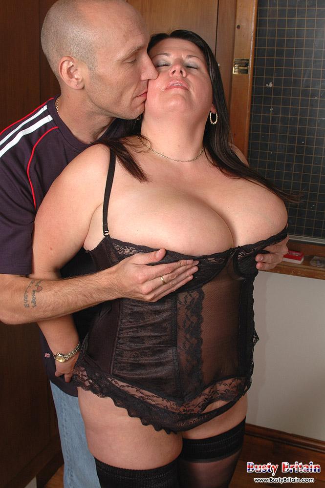 Amateur Big Tits Creamy Dildo
