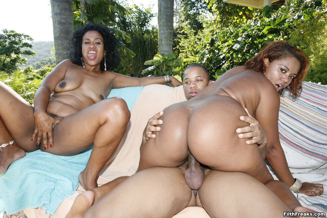 Big Ass Ebony Milf Dildo Ride