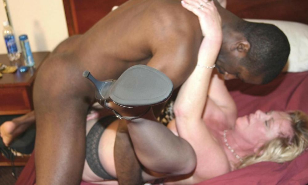 White Man Licking Black Ass