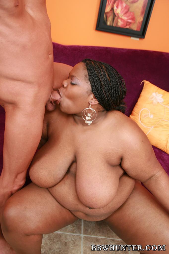 Amateur Ebony Hooker Creampie