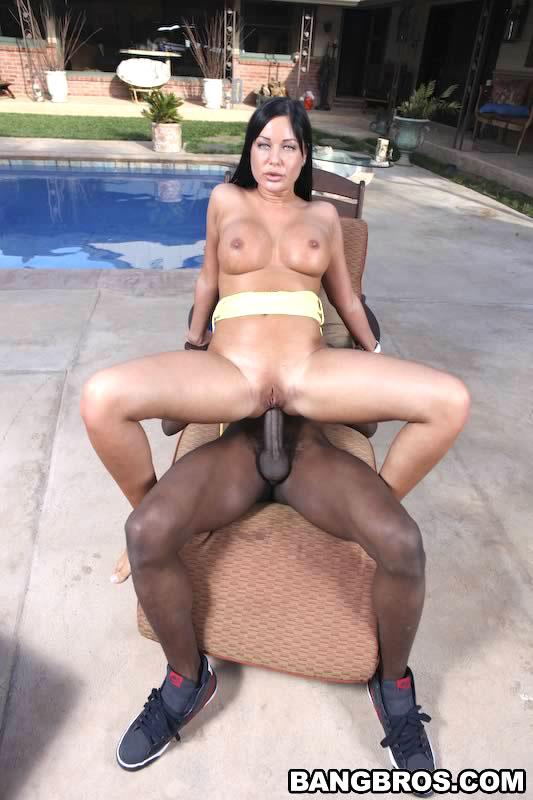 Ebony Black Bondage Gangbang