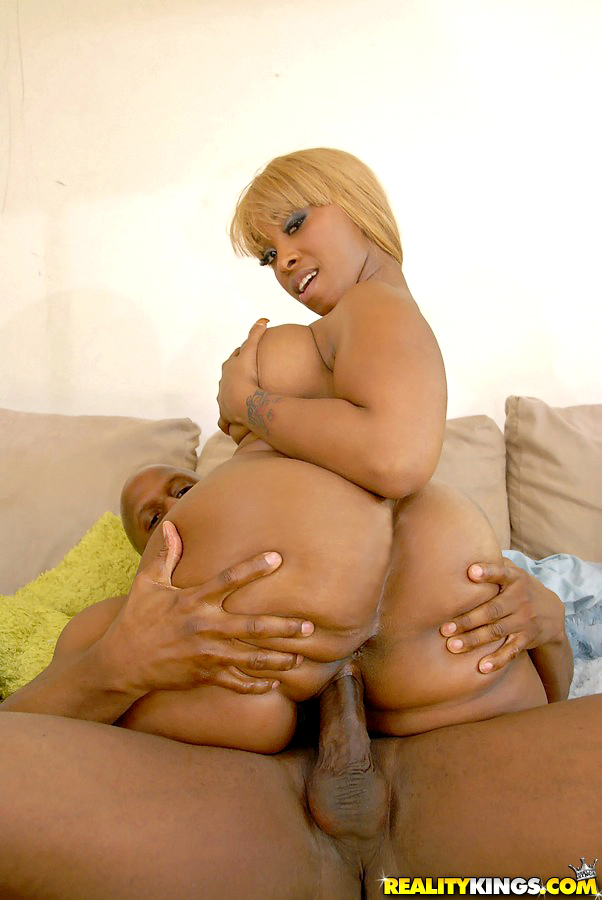 2 Big Black Cocks 1 Girl