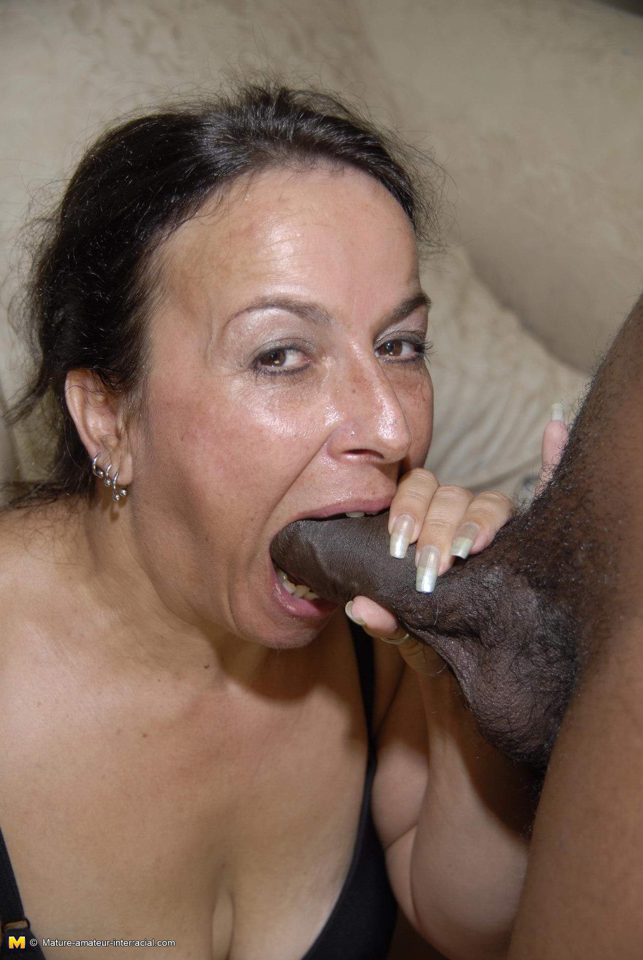 Happens. wife loves taste of black cock consider, that