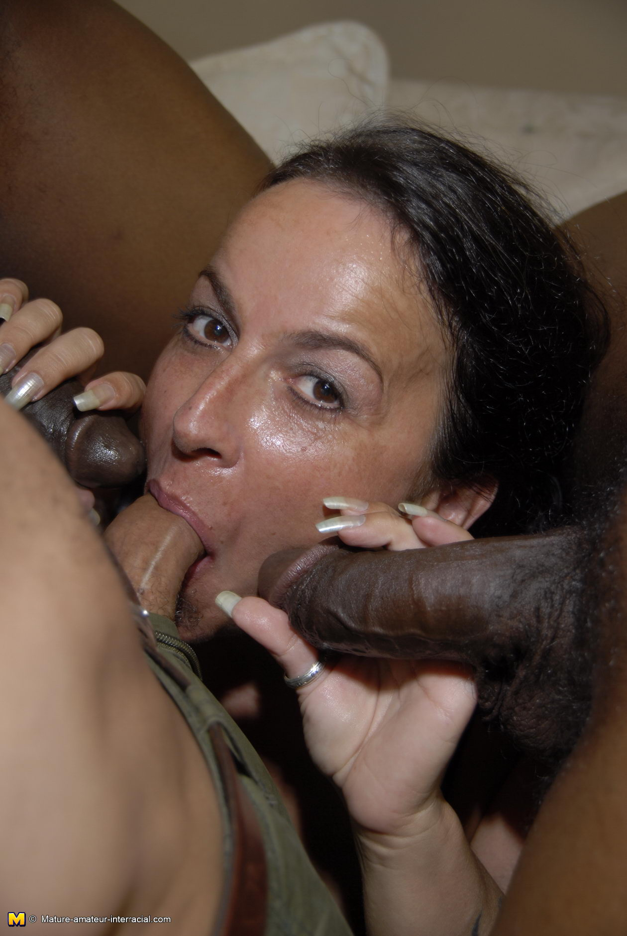 Recommend you wife loves taste of black cock