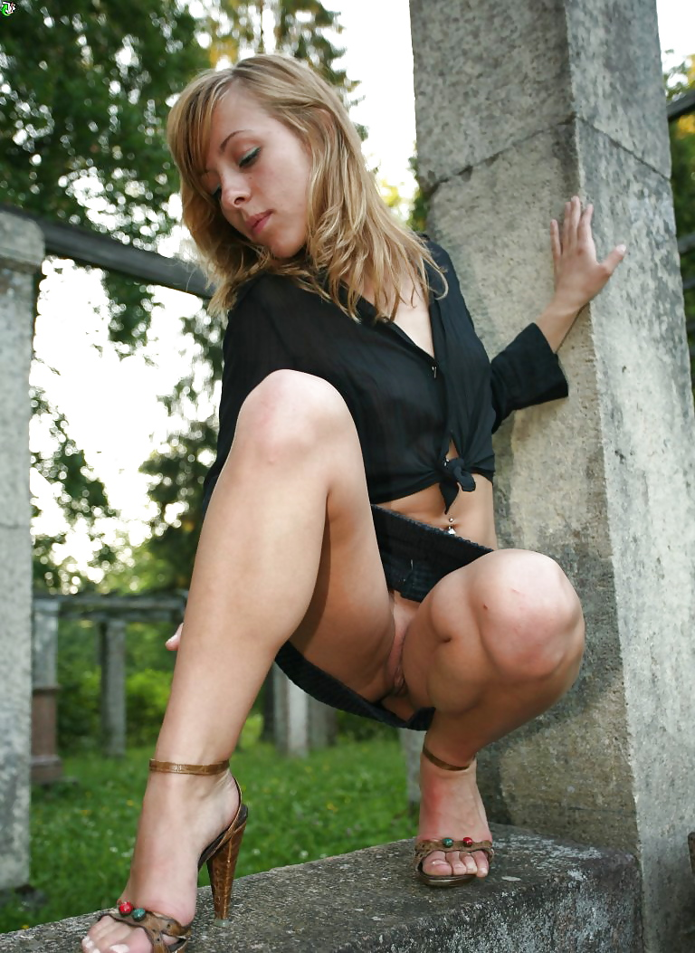 Upskirt collection porn