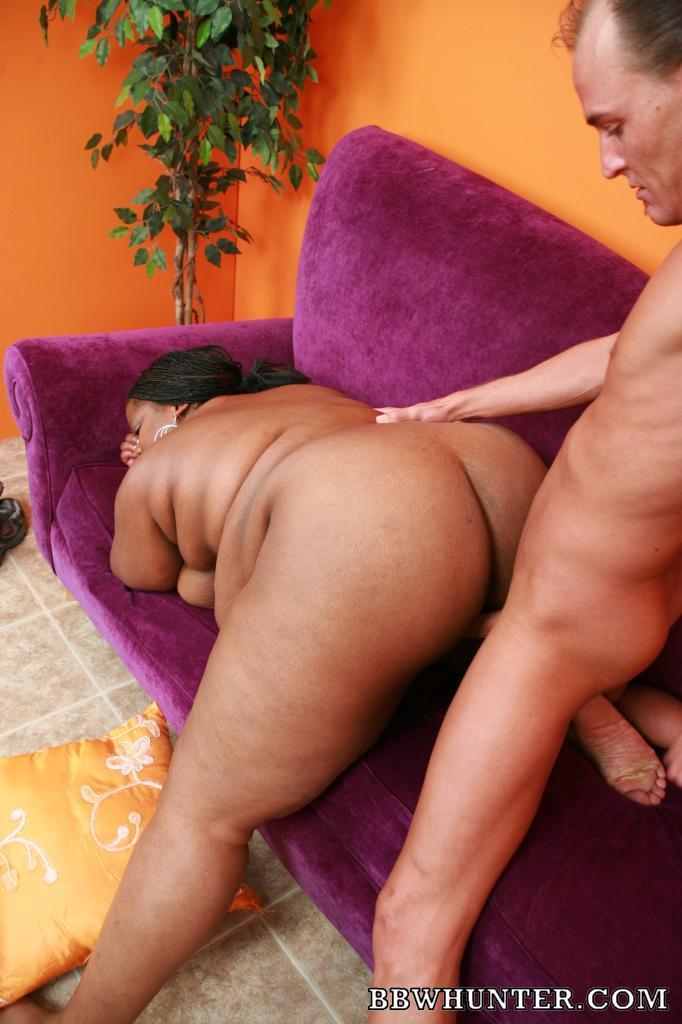 Ebony Sisters Share White Dick