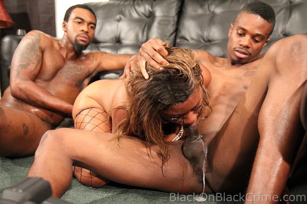 Ebony Black Riding Dildo