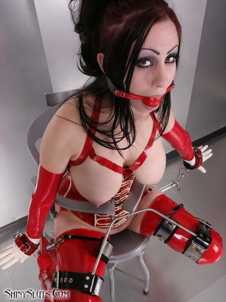 Latex bondage asian Category:Nude or