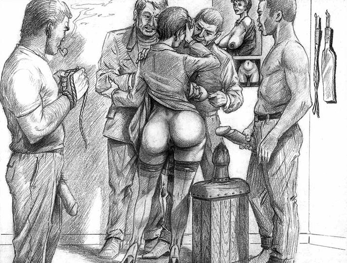 Seldom.. lesbian strip tickle seems brilliant