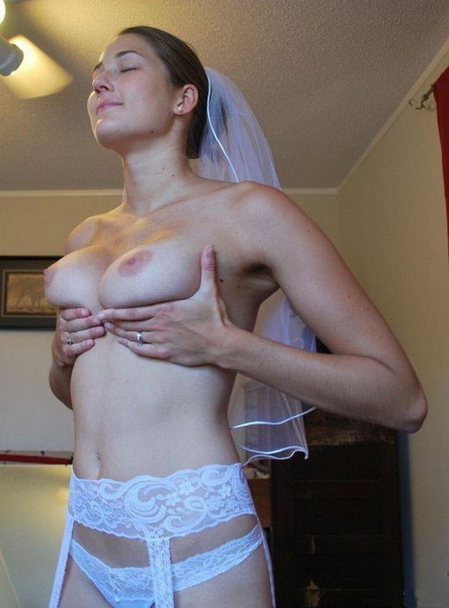 Amateur Wedding Porn - wedding night porn