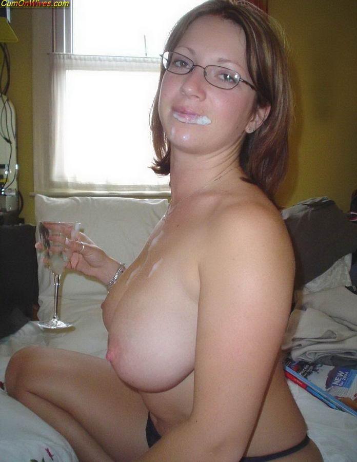 Amateur wife natural blowjob consider
