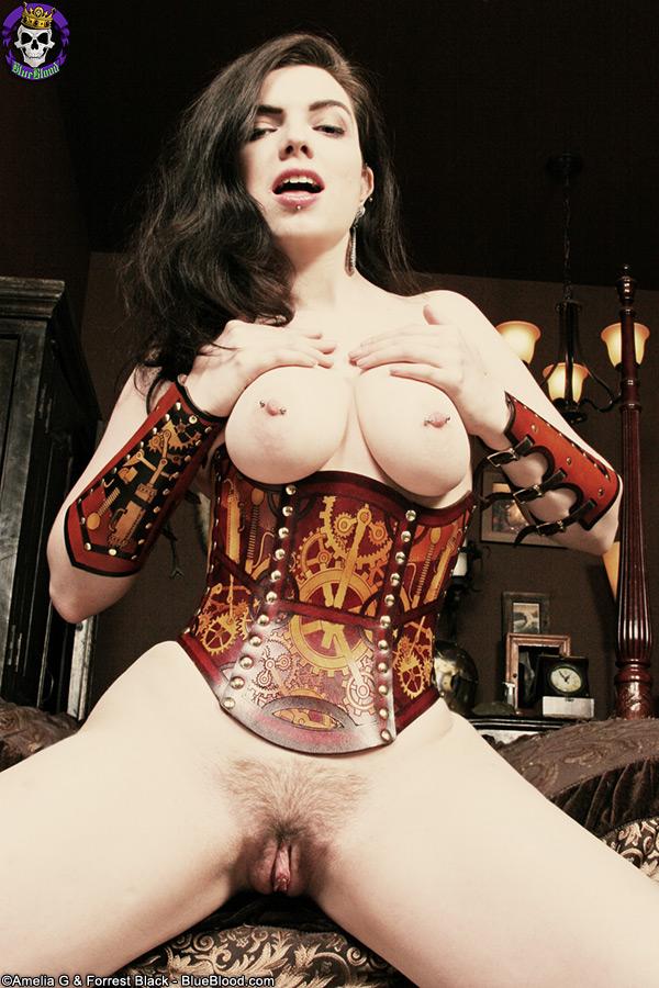 Steampunk nude galleries