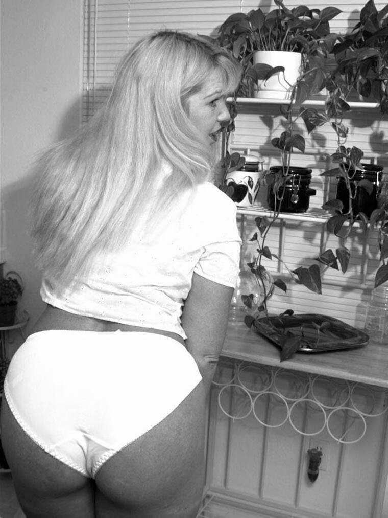Classic vintage panties porn