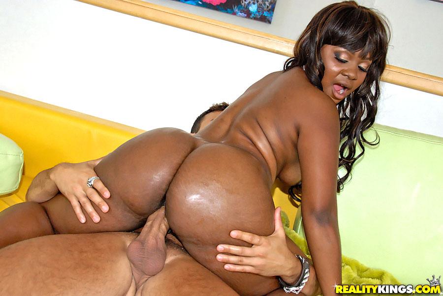 Skinny Black Girl Fucked Hard