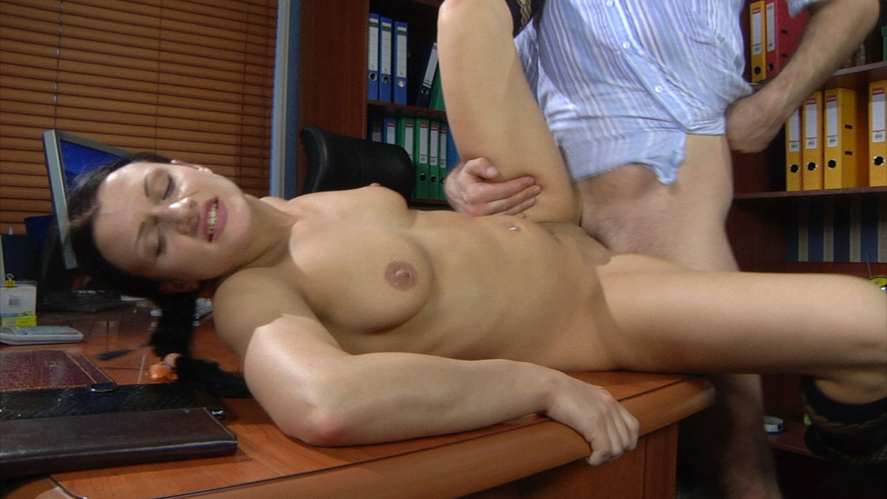 Boss Fucks Black Secretary