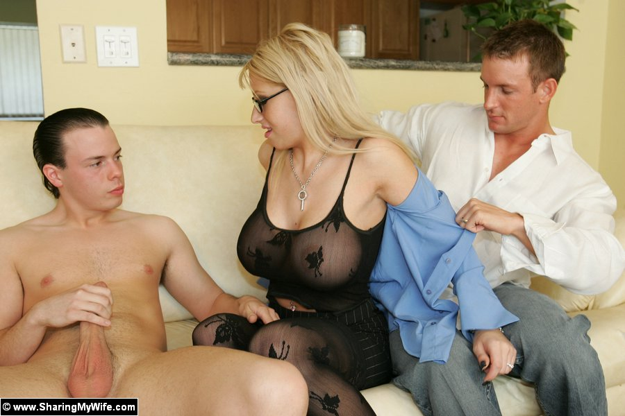 Join. blonde wife shared porn