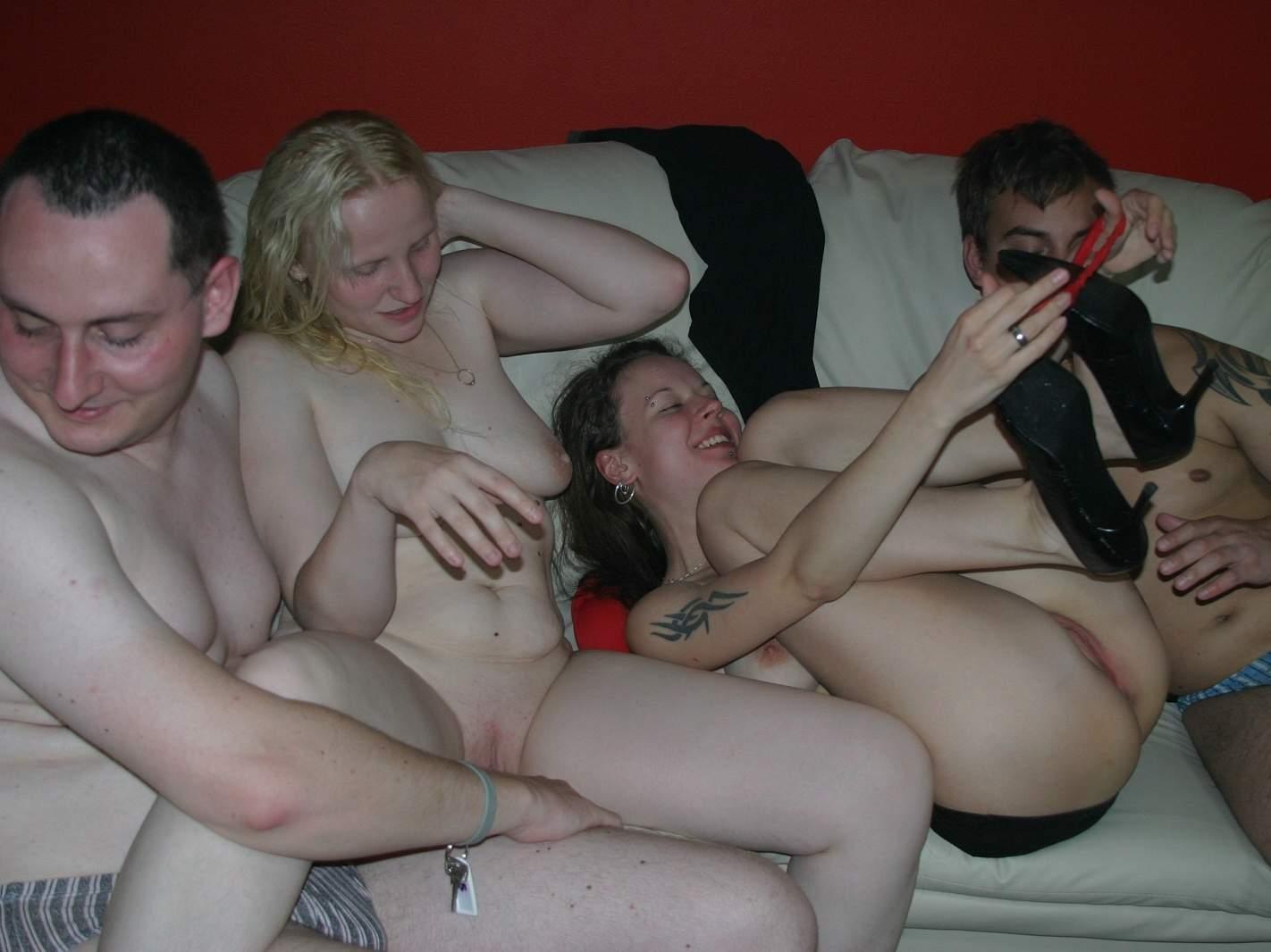 Pussy penetration panty woman