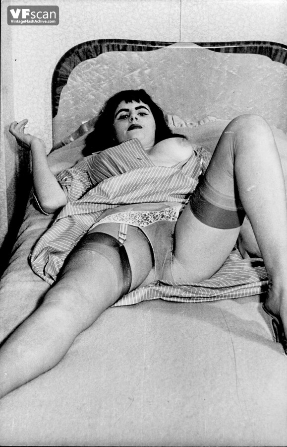 Black And White Vintage Panties - Up with skirts...down with panties!