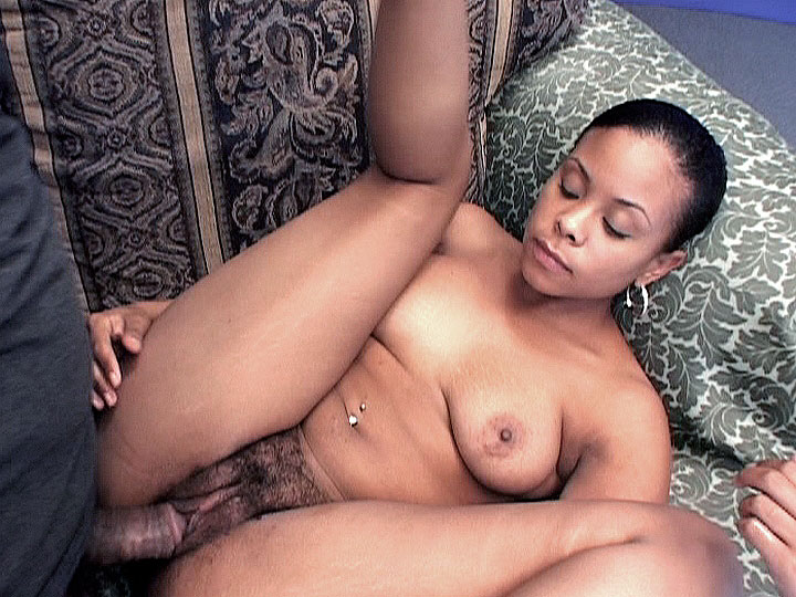Ebony Ride Dildo Orgasm