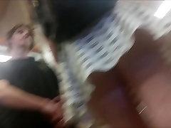 Pretty Slut Upskirted