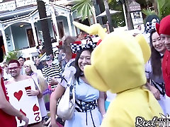 Fantasy Fest free motherporn Street Party