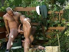 Gay Public charismas sex video in Double Barrel