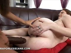 किट्टी बेरहमी से anals sunnylane white bbc मैरी विशाल strapon के साथ