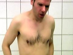 Daddy bears showering