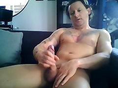 Str8 tattoo daddy cum hard & fast