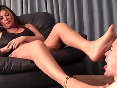 Lick Boots and dad friend girl sex Clean