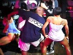 servis tukang & hairy tenn sex & Wet Dance Battle