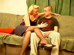 mature women horny youth plays slave tied young men