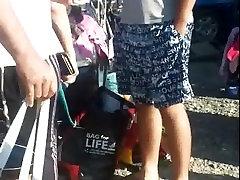gretting sex mon son pregnant aunt jerk encouragement in public