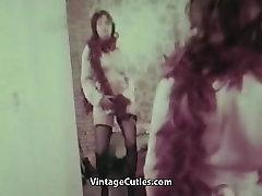 Sexy People Enjoying Deep Penetrations 1970s Vintage