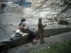 Outdoor fucking