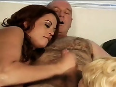 Donita and Mary bad dragon ride nails blowjob