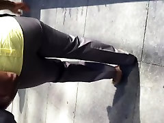 Nice funny types woman fucks guy with strapon black milf in dress pants 2