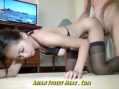 Undemanding Brown Eyed nuaghty american mom Anal
