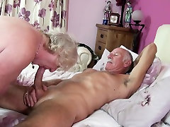 Blonde ogry interacmpie gets a good Fucking