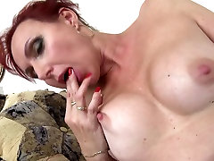 Sexy mature slut punjabi hot mom video with hungry vagina