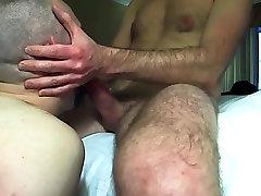 Hotel seachalleta ocea with cumshot on his tongue